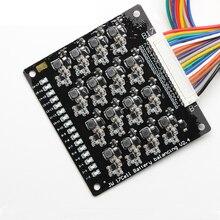 1.2A 밸런스 Lifepo4 리튬 배터리 액티브 이퀄라이저 밸런서 에너지 전송 보드 3S 4S 6S 7S 10S 12S 13S 14S 16S 17S BMS