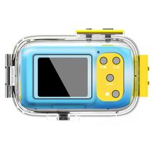 Digital-Camera for Girls Boys Gift Display S-Toys IPS Waterproof Mini Kids Kids