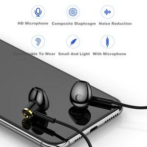 Image 5 - Hoco 3.5Mm Super Bass Koptelefoon Hoofdtelefoon Voor Xiaomi Huawei Samsung Earbudz Met Microfoon Gaming Headset