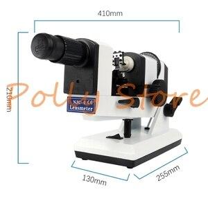 Image 2 - Manuelle Focimeter Scheitelbrechwertmesser Lensometer NJC 4