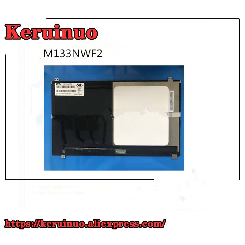 13.3 Inch FHD Laptop Lcd IPS Screen M133NWF2 R0 FIT M133NWF2 R1 N133HSE-EB2 REV.B1 For Asus T300LA 30PIN NON-T