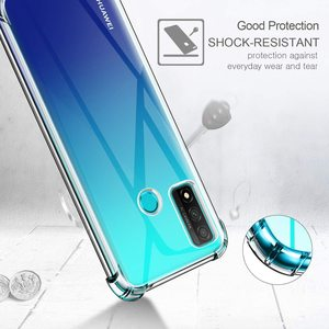 Image 4 - P Smart 2021 case 、透明ケースSmart2021カメラ電話バックカバーhuawey 1080p + スマート + 2020 1080pスマート2021ガラスケース psmart 2021 cover glass