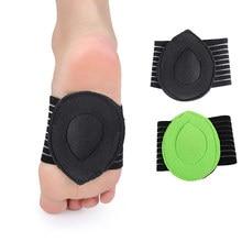 1Pair Arch Support Sleeves Plantar Fasciitis Heel Spurs Foot