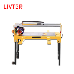 LIVTER automatic manual electric water jet laser porcelain marble ceramic tile cutting machine floor tile cutter grinding tools