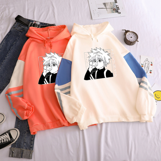 HUNTER X HUNTER THEMED HOODIE (3 VARIAN)