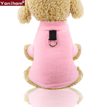 Pet Clothes Winter Dog for Small Dogs Cat Warm Clothing Chihuahua Yorkies Jumpsuit Coats