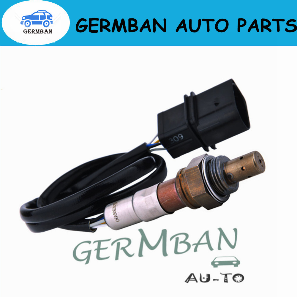 New Manufactured For AUDI A3 V W Golf Jetta SEAT Altea SKODA Octavia 5Wire Oxygen Sensor 06A906262BR 06A 906 262 BR Lambda O2
