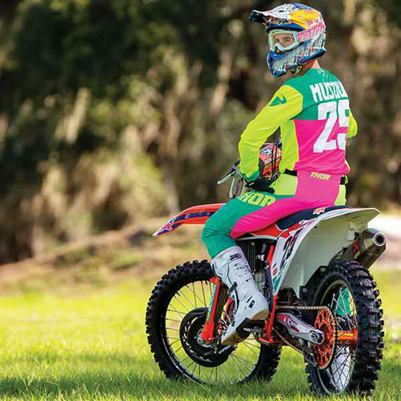 NEW 2019 MX Jersey Set ATV Motocross Gear Set Top Dirt Bike Suit moto clothing