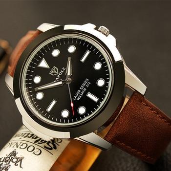 YAZOLE Men Watch Top Luxury Brand Sport Watches Mens Quartz Wristwatch Male Clock Relogio Masculino YZL372 - sale item Men's Watches