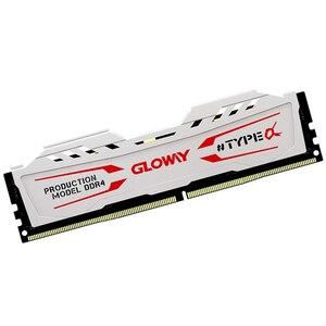 Image 5 - Теплоотвод Gloway TYPE a, серия white, ОЗУ ddr4, 8 ГБ, 16 ГБ, 2400 МГц, 2666 МГц, для настольных ПК с высокой производительностью