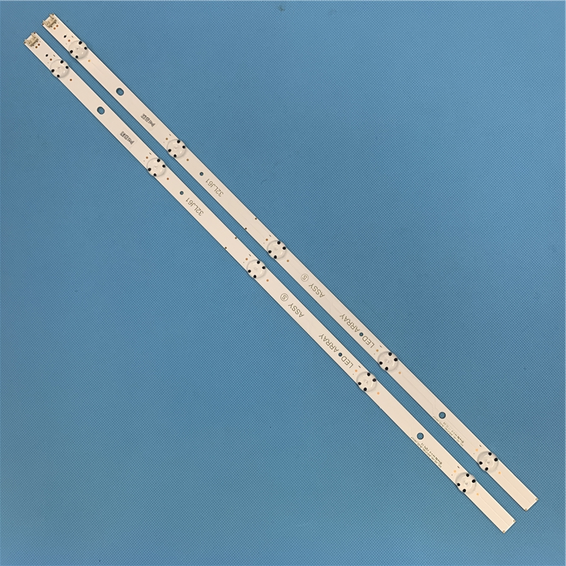 616mm LED Backlight Strip 5 Lamps For LG 32