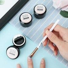 Клей для ремонта ногтей Ins популярный удобный клей для ремонта повреждений ногтей фототерапия клей для начинающих простая работа
