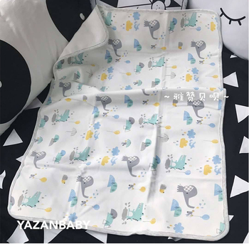 yazan Reusable Baby Changing Mats Cover Baby Diaper Mattress Diaper for Newborn Cotten Waterproof Changing Pats Flool Play Mat yamini naidu power play game changing influence strategies for leaders