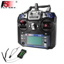 FlySky FS-i6 FS i6 2.4G 6CH AFHDS RC Transmitter FS-iA6B iA6 A8S 8CH Receiver For RC Quadcopter Car Helicopter Remote Controller