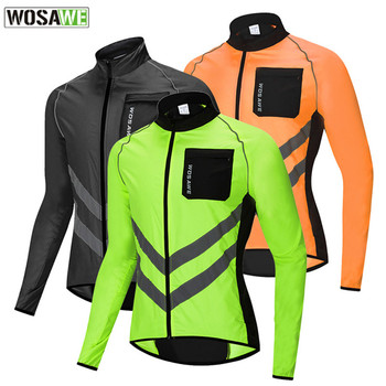 Motocross riding windbreaker Men's Cycling Jacket Windproof Coat MTB Bike Running Jackets Sport Jersey Bicycle fishing Wind Coat ultra light hooded bicycle jacket bike windproof coat road mtb aero cycling wind coat men clothing quick dry jersey thin jackets