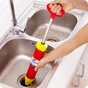 Plungers-Suction-Pump Clog-Remover Vacuum-Drain Buster Dredge-Deodorant Cleaning-Tool
