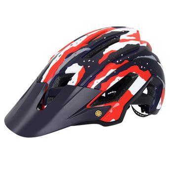 2019 neue Bike Radfahren Helm Fahrrad Helm einteiliges Hohe Festigkeit Helm Reiten Ausrüstung Mountain Road Bike Zubehör|Fahrradhelm|   -