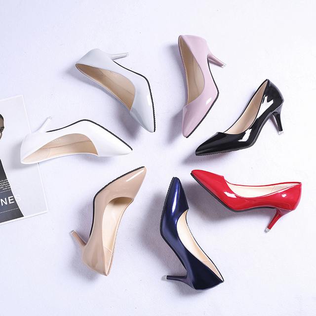 Women's Wedding Pointed-Toe Shoes