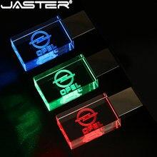 USB-флеш-накопитель JASTER OPEL, 4/8/16/32/64/128 ГБ