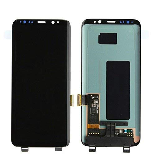 Original Super Amoled For Samsung S8  LCD For Samsung Galaxy S8 LCD With Frame 2960*1440 SM-G950F LCD Display Touch Screen Spot