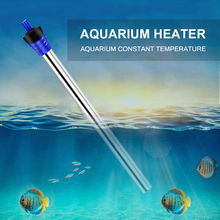 50W/100W/200W/300W/500W Submersible Aquarium Heater Aquarium Fish Tank Stainless Steel Temperature Thermostat heating rod 50 500w aquarium heater rod stainless steel glass adjustable 17 35degree celsius to control temperature heat water for fish tank