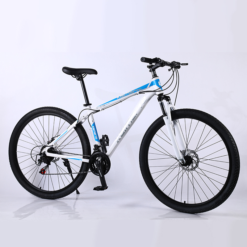 29 Inch Mountain Bike 21/24/27 Speed Mtb Ultralight Aluminum Alloy Bike Double Disc Brake Bicycle Outdoor Sport Mountain Bicycle