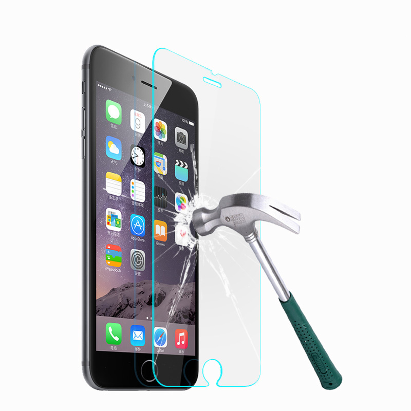 Tempered Glass Phone Screen Protector Protective Film for IPhone 11 Pro Max XS XR X 8 7 6 6S Plus SE2 SE 2020 IPhonex Ecran Case(China)