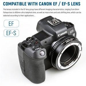 Image 5 - Viltrox EF R2 Lấy Nét Tự Động Chuyển Đổi Ống Kính Với Điều Khiển Chức Năng Nhẫn Cho Ống Kính Canon EF/EF S Ống Kính Canon EOS R gắn Camera RP R5 R6