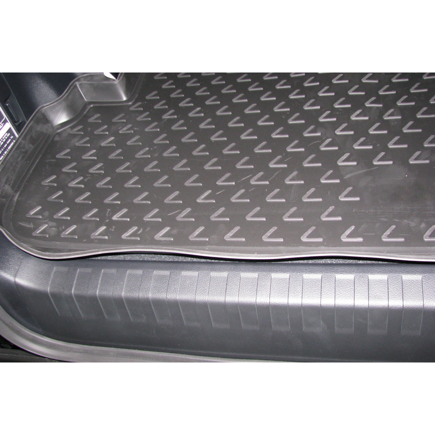 Trunk Mat For LEXUS GX 460 02/2010-> Implement. Lengths. NLC.29.13.B12