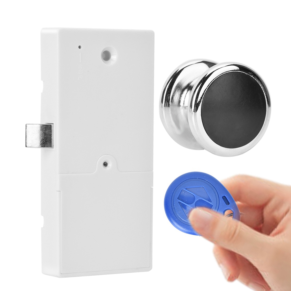 ID Card Lock Smart RFID Digital Induction Locks Sauna Spa Gym Electronic Cabinet Lockers Lock With Induction Card And Panel