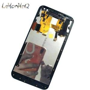 Image 3 - Dla Motorola MOTO X styl XT1575 XT1572 XT1570 wyświetlacz LCD ekran dotykowy Digitizer zgromadzenie dla MOTO X czysta wersja LCD