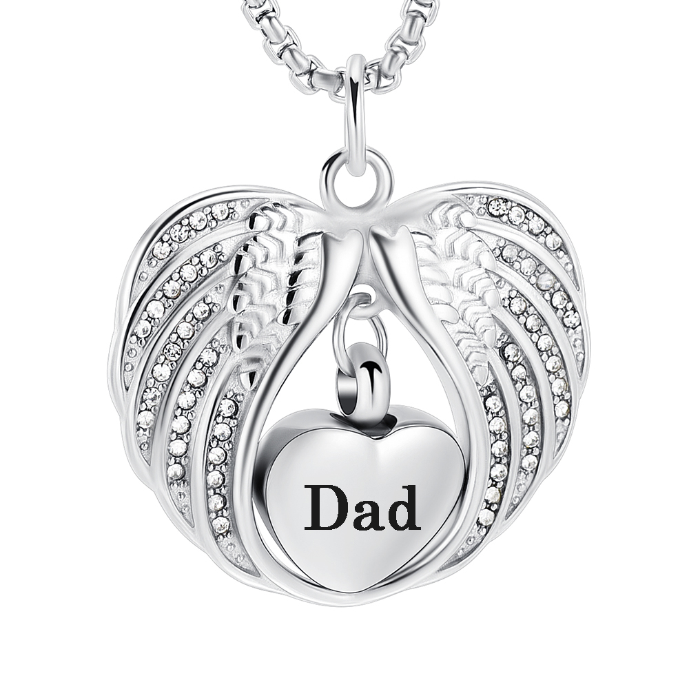 Sterling Silver Necklace Cute Dolphin Starfish Necklace,3A Cubic Zirconia Heart Pendant GUNDULA Fine Jewelry for Women