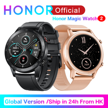 In Stock Global Version Honor Magic Watch 2 Smart Watch Blue