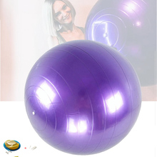 Yoga-Balls Balance Massager-Point Fitball Exercise Fitness Pilates Pump Gym with 75/85CM
