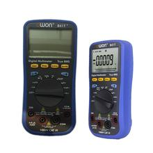 OWON B41T+ 4 1/2 Digits Multimeter With True RMS Bluetooth Offline Data Recordin Multifunctional Backlight Device Test Meter цена