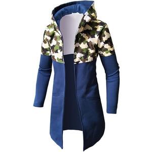 Image 3 - Novo hoodies 2019 marca masculina manga longa hoodie splice moletom masculino hoodies moletom fino 3xl