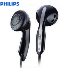 Philips Original SHE3800 In Ear หูฟังแบบมีสาย 3.5 มม.คอมพิวเตอร์โน้ตบุ๊คชุดหูฟังสำหรับ Huawei Xiaomi Samsung โทรศัพท์สมาร์ท