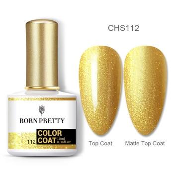 BORN PRETTY Nail Gel 120Colors 10ml Gel Nail Polish Soak Off UV LED Gel Varnish Holographics Shining Nagel Kunst Gellack 8