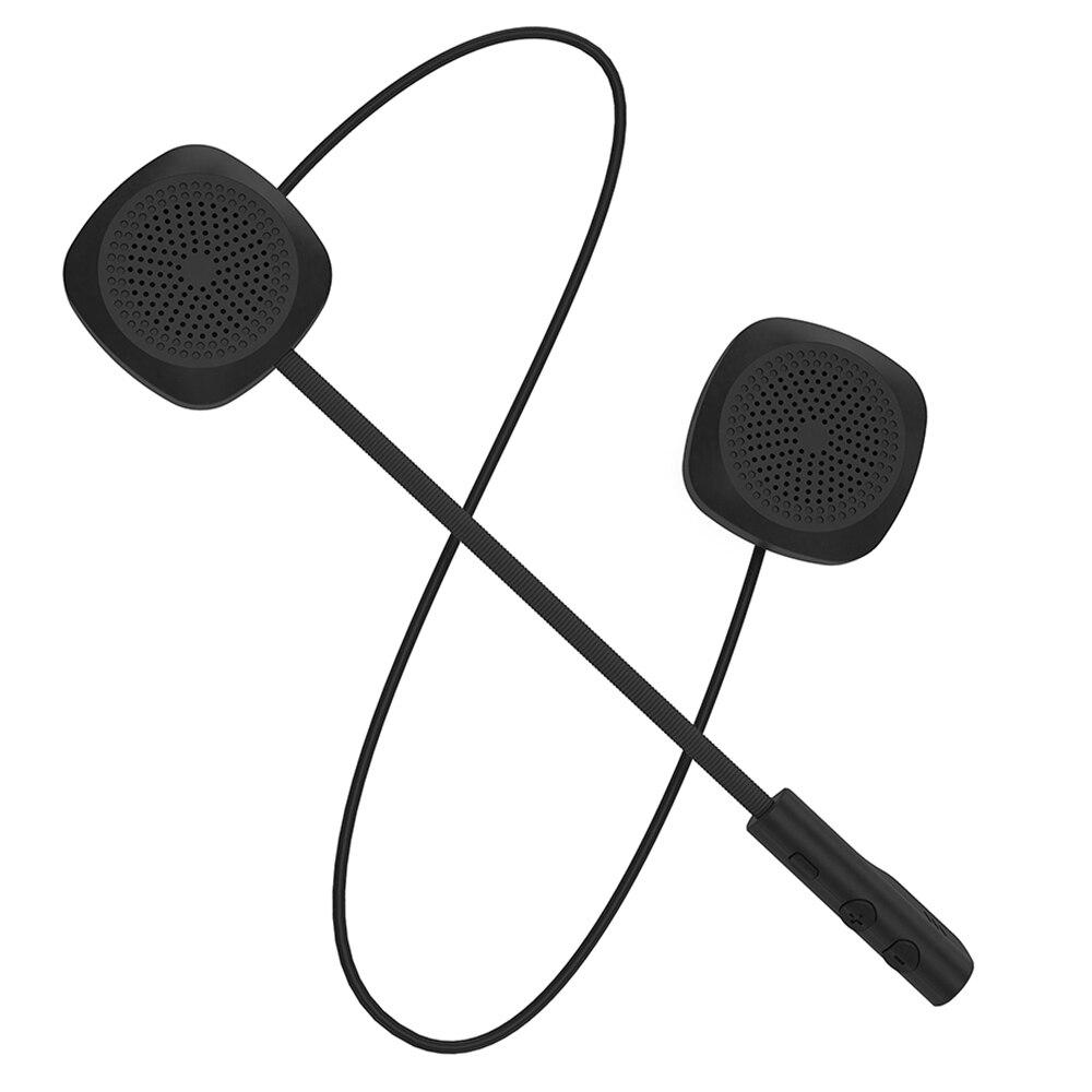 Motorcycle Helmet Headset Bluetooth 5.0 Edr Headphones Microphone Bicycle Helmet Earphone Handsfree Speaker Call