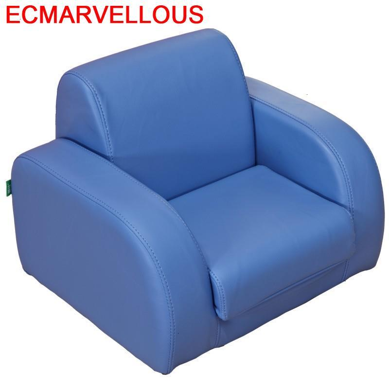 Bed Sillones Infantiles Couch Chair Prinses Stoel Kids Quarto Menina Dormitorio Infantil Children Chambre Enfant Children's Sofa