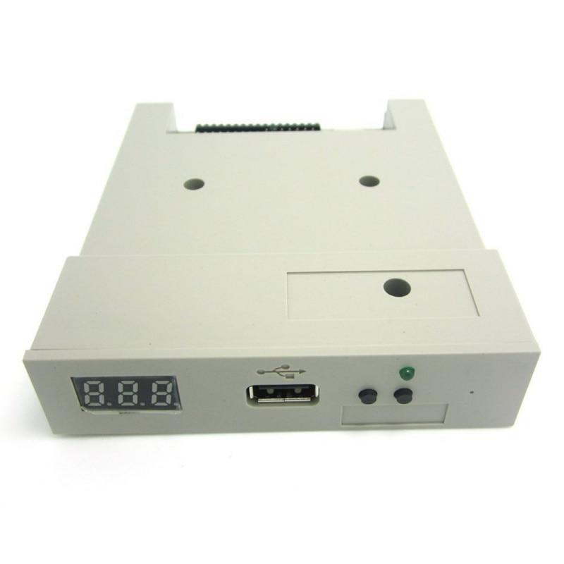 SFR1M44 U100 USB Floppy Drive Emulator ABS Machine For Industry Grey