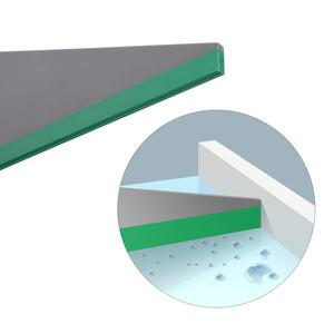 Image 3 - EHDIS 고무 스크레이퍼 자동차 창 유리 색조 스퀴지 안티 슬립 핸들 워터 와이퍼 먼지 제설 청소 도구 가정용 브러시