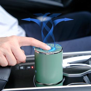 Samochód oczyszczacz powietrza Cleaner jonów ujemnych USB Mini domu ozonizator powietrza oczyszczacz powietrza jonizator ozonu Generator filtr dezynfekcji czyste tanie i dobre opinie LISM 50m³ h CN (pochodzenie) 12 v 10㎡ Jony ujemne ≤25dB 3-8m ³ DO STERYLIZACJI Standardowy ŁADOWARKA SAMOCHODOWA