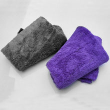 Sweettreats microfibra carro super absorbenttowel ultra macio edgeless lavagem de carro toalha de secagem 40x40cm