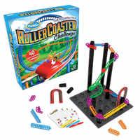 América thinkfun montanha russa desafia percepção visual e raciocínio jogo de tabuleiro estudantes brinquedo das crianças