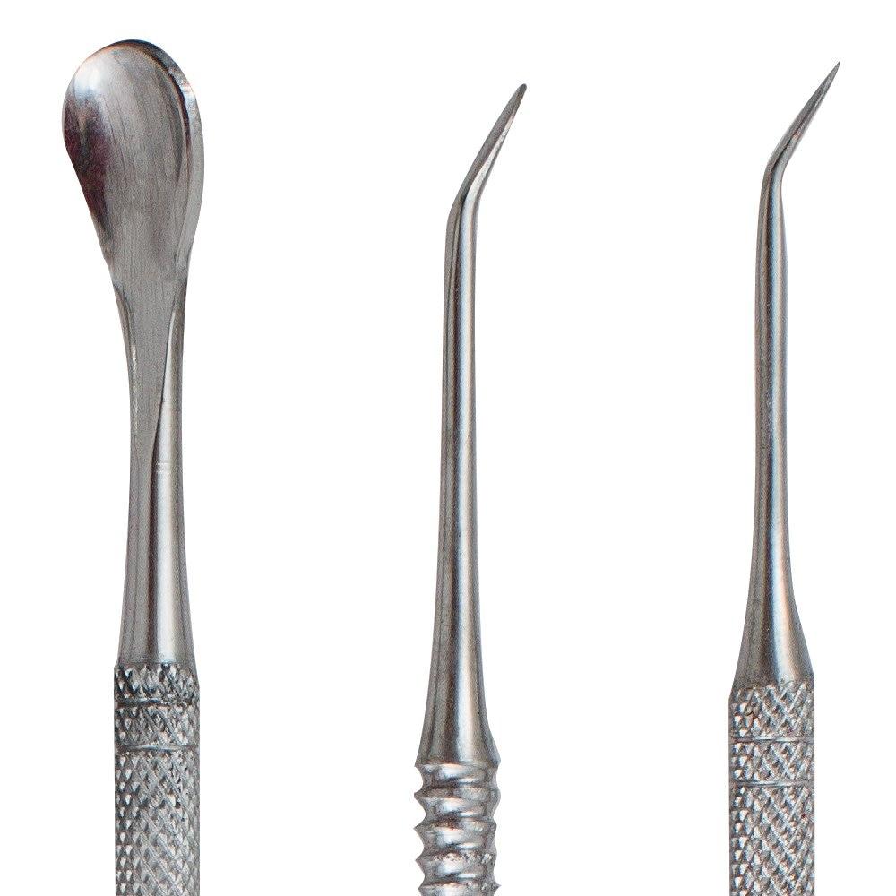 10pc faca de gesso espátula dental prático