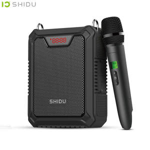 Speaker Megaphone Teacher SHIDU Powerful New-Product High-Quality