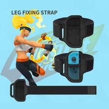 Movement-Sensors Ring-Con-Grips Nintend Sport-Equipment Switch Leg-Fixing-Strap Adjustable