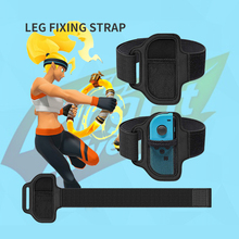 Sport-Band Switch Movement-Sensors Ring-Con-Grips Accessories Kinect Nintend Leg-Fixing-Strap