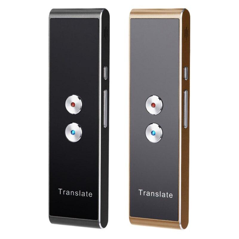 T8 Portable Smart  Speech Translator Instant Translation 30 Multi-Language BSG